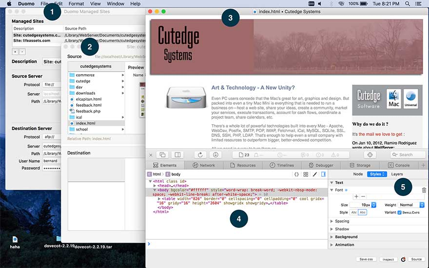 Mac@Work : The Ultimate Business Machine
