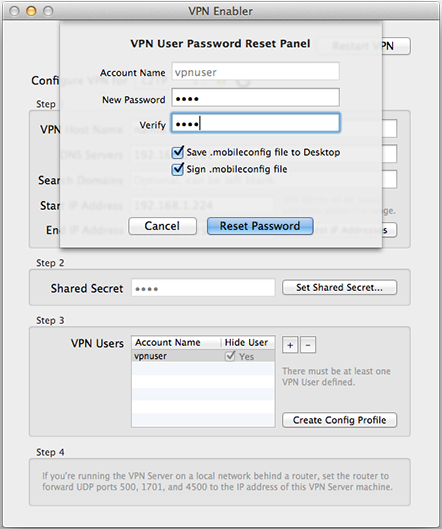 VPN Enabler for El Capitan